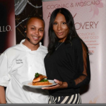 Towanda Braxton, Toya Bush-Harris, VH1 Shay #LHHA, and KeKe Wyatt Turn it Up With Courvoisier Cocktails, Private Chefs, Upscale Magazine and SFMTV