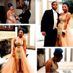 Zonnique went to the Prom!