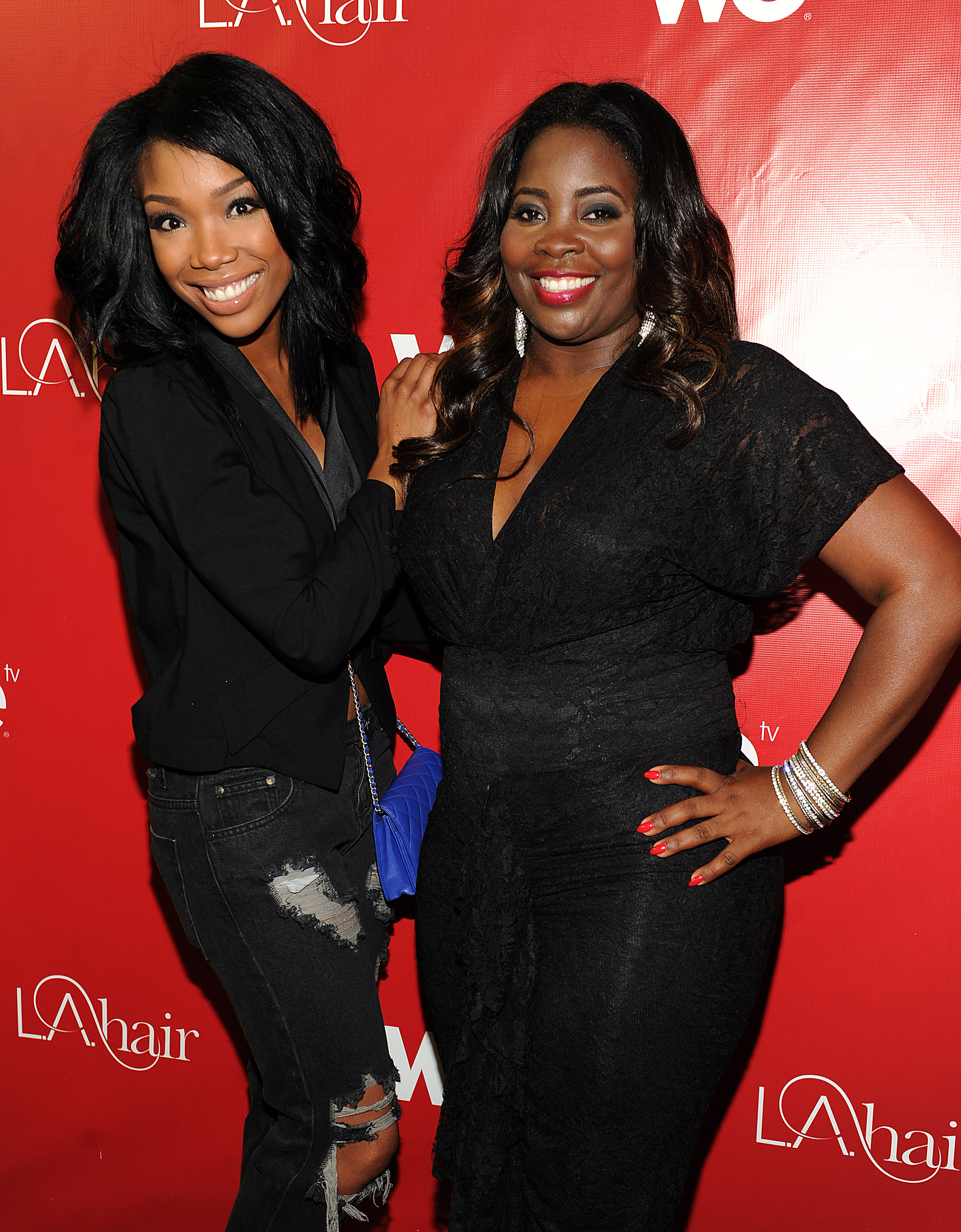 Brandy-and-Kim-Kimble-at-WE-tvs-LA-HAIR-Season-2-Premiere-Party-Freddy-O