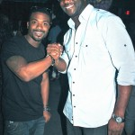 Ray J, Roger Bobb, Erica Dixon, DJ Fadelf and Radio Host Special K Spotted at Indigo Bar in Atlanta – Wrap Party Rickey Smiley Show