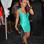PHOTOS : Christina Milian & J Prince Spotted In ATL At Club Mansion Elan