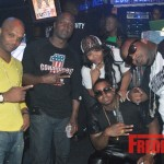 PHOTOS: DJ AOne Birthday Bash At Blue Flame Strip Club; Special Guests Kirk Frost & Lil Scrappy