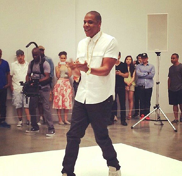 Jay-Z-Picasso-Baby-Video-Shoot