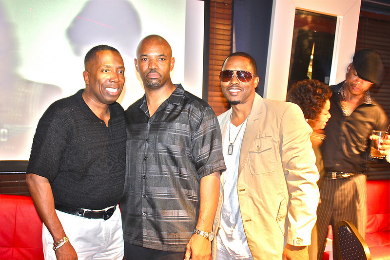 Gary with the T, Earnest Smith and Special K