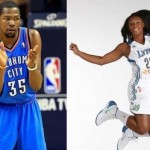 Love and Basketball: Kevin Durant is Engaged to WNBA's Monica Wright