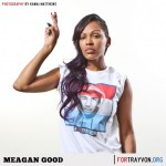 PHOTOS: Meagan Good, Kym Whitley, PJ Morton and Others Supports #ForTrayvon Movement