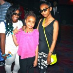 Reginae Carter, Shaniah Jones and Bria Williams