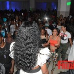 Joseline Hernandez  & Dice Spotted At Traxx Girls Party