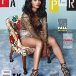 "Ciara Covers ""Paper Magazine"""