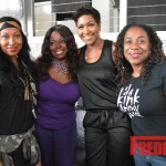 'da Kink in My Hair' Press Conference with Melanie Fiona, Angie Stone, Terri Vaughn and Trey Anthony