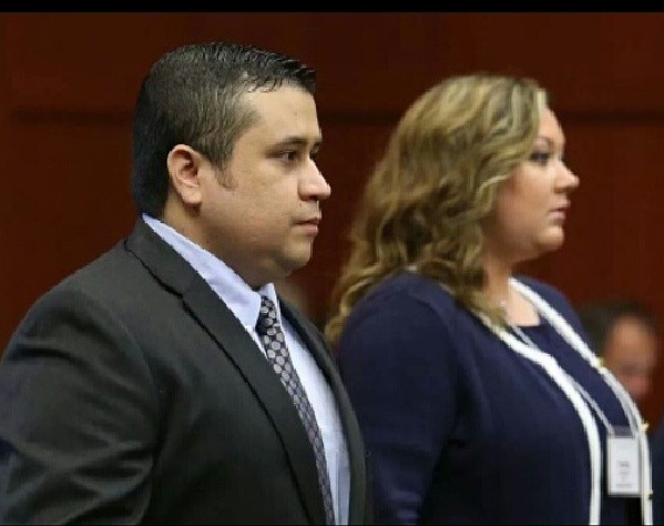 george zimmeran legal defense fund paying zimmerman's estranged wife