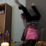 When Twerking Gets Hot And Goes Wrong