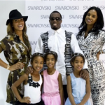Diddy's Three Little Girls Spotted During New York Kids Fashion Week
