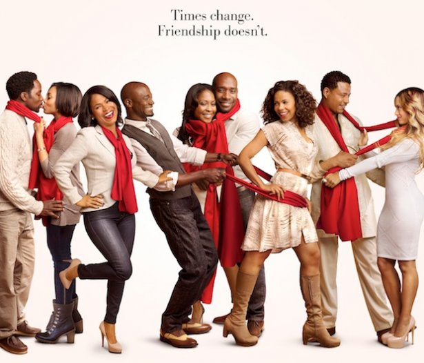 Best Man Holiday Poster