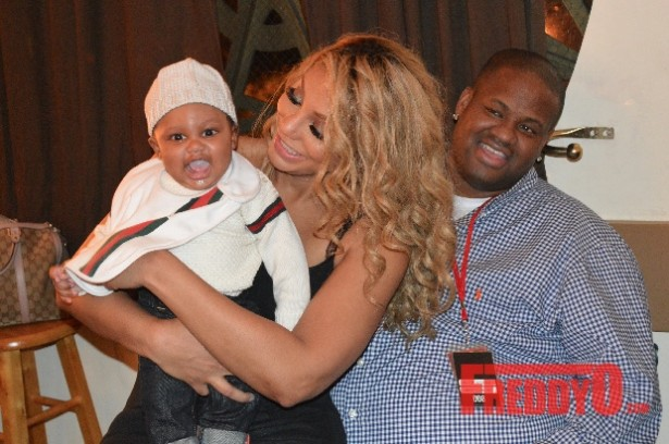 Logan and Tamar Braxton Baby