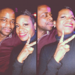 Fantasia Gets Close To 'After Midnight' Broadway Castmate Dule Hill