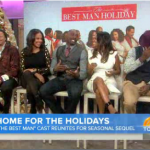 """Best Man Holiday"" Cast Nia Long & Sanaa Lathan On Today Show"