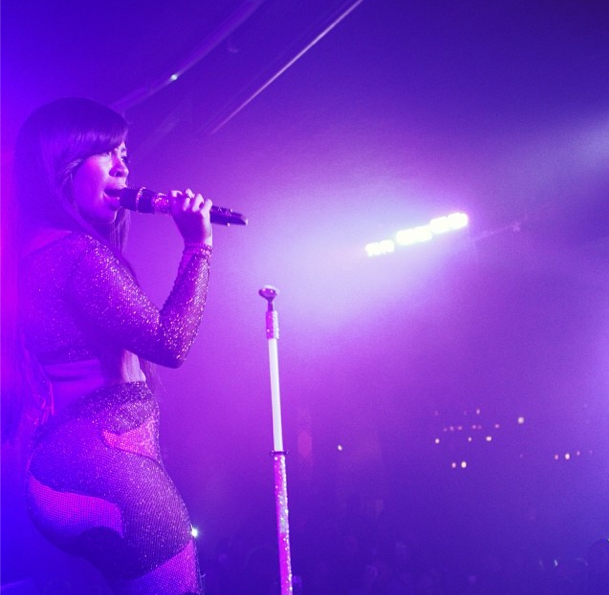 k michelle house of blues