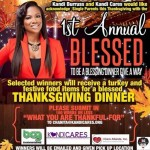 Kandi Burruss Host 1st Annual Blessed to be a Blessing Dinner Give A Way for Single Mothers!