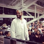 [VIDEO] Kanye West Gives Surprise Lecture At Havard Graduate School of Design