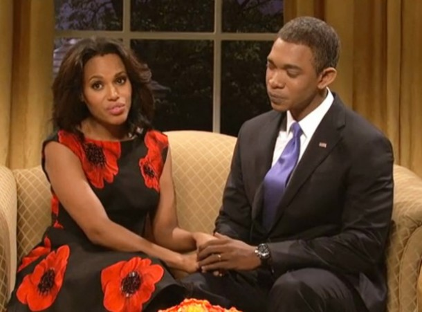 kerry washington snl 1