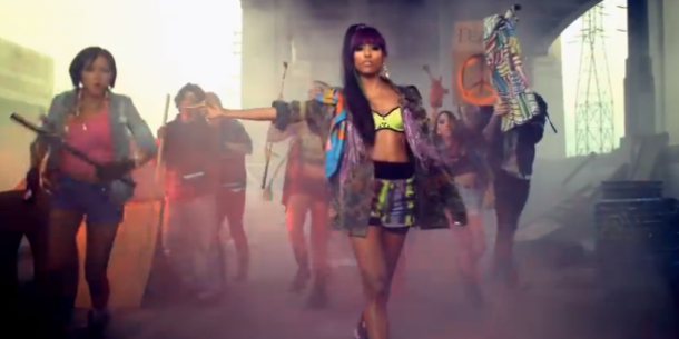 Anjulie Beyonce Video
