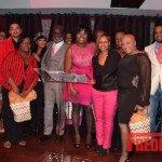 "April Love Presents ""PINK IN DECEMBER"" with a honoring twist at Suite Food Lounge"