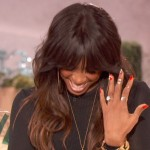 "Kelly Rowland Confirms Engagement On Queen Latifah Show: ""He put a ring on it!"""