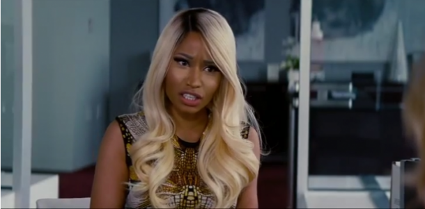 Nicki Minaj Diaz Movie 2