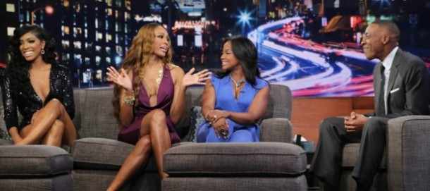 RHOA Arsenio Hall Show