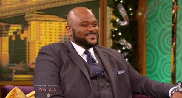 Rubben Studdard Wendy Williams