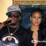 Love In The Club : Cassie And Diddy Get Close In Miami