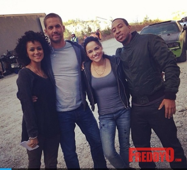 Ludacris amp tyrese gibson reacts to there friend paul walker s death