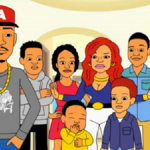 T.I. and Tiny Get Animated in 'Holiday Hustle Special' : Talks Columbia Record Deal With DJ Scream
