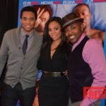 PHOTOS: #AboutLastNight Red Carpet Discussion with Will Packer, Regina Hall, and Michael Ealy