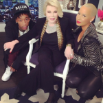 Wiz Khalifa, Amber Rose Ticketed By Fashion Police