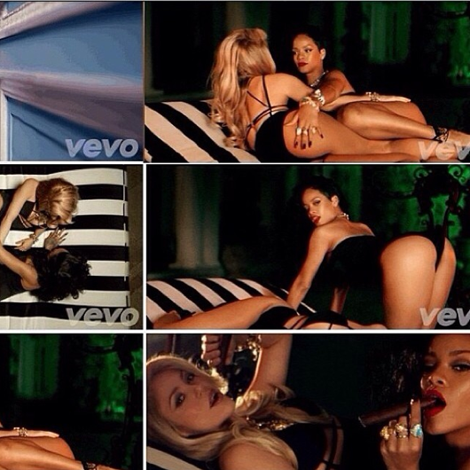 Shakira-Cant-Remember-to-Forget-feat-rihanna-freddyo