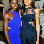 """12 Years A Slave"" Star Proudly Shows Off Black Beauty"
