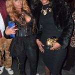 FIGHT PHOTOS: Shay Johnson and Joseline's Friend Get into FIGHT at Sleazy & Zino's Grand Opening!