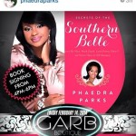 "Phaedra Parks Hosts ""Secrets of a Southern Belle"" Book Signing at Garb Boutique!"