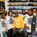 PHOTOS: T.I. & Lil Duval Spotted at New Orleans Mall ROCKING AKOO During All-Star Weekend!
