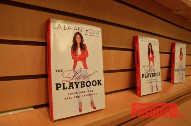 "PHOTOS: LaLa Anthony Hosts ""The Love Playbook: Rules for ..."