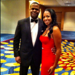 Mayor Kasim Reed engaged