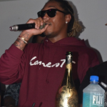 "Future Visits V-103 and Talks ""Honest"" Collaborations & Releasing Two Albums in One Year!"