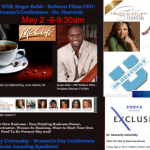 Be the first to register and have Coffee Talk with Roger Bobb! What Women Want? Ask him