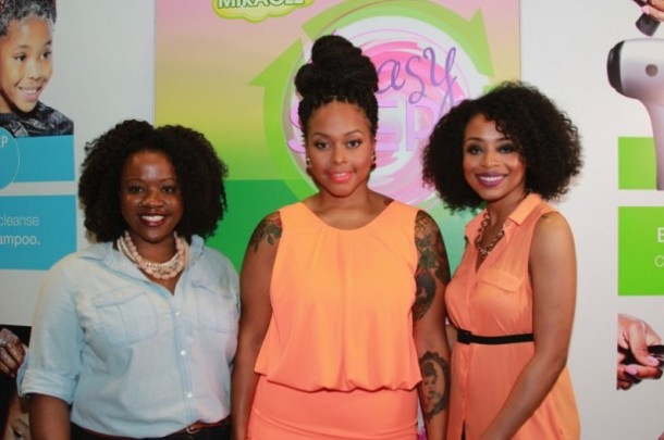 Strength of Nature Global Brand Manager Camila Crews-Chrisette Michele-Vaughn Moore