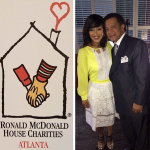 PHOTOS: Erica Campbell Donates TIME & LOVE to Atlanta's Ronald McDonald House!