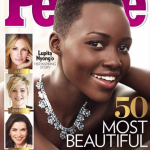 "Lupita Nyong'o Named People's ""Most Beautiful Person in the World"""