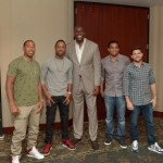 PHOTOS: Ludacris, Terrence J and Michael Ealy attend THINK LIKE A MAN TOO Screening hosted by Magic Johnson