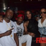 PHOTOS: Stevie J and Joseline Hosts #LHHA Premiere Party at Suite Lounge with Special Guests Rasheeda, Kandi Burruss, and Kirk Frost!